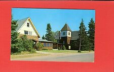 Ashland County Wisconsin,La Pointe,WI Island Craft Shop &St.John's Church Christ