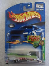 Hotwheels T-Chest 1957 Roadster Green 2002 - 003 1/64 scale