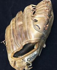Vintage Cooper Custom Tannage 254 Leather Baseball Glove RHT Canada