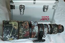Sigma apo af 500 mm f4.5 telephoto lens for Canon non-hsm lens