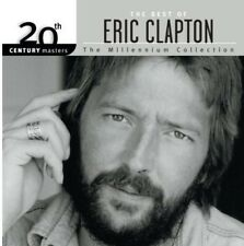 Eric Clapton - 20th Century Masters: Millennium Collection [New CD] Rmst