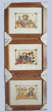 Unbranded Wooden Children's Photo & Picture Frames