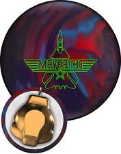 "15 lb EBONITE MAVERICK SOLID BOWLING BALL (3"" PIN) UNDRILLED NEW IN BOX"