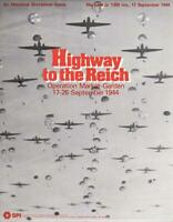 SPI Wargame  Highway to the Reich (1st Ed) Tray EX