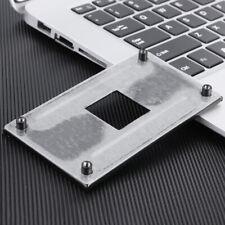More details for motherboard cpu cooler bracket holder metal back plate for amd am4 socket