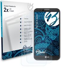 Bruni 2x Protective Film for LG X mach Screen Protector Screen Protection