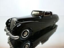 WESTERN MODELS DAIMLER STRAIGHT 8DE36 1948 - BLACK 1:43 - EXCELLENT - 2/3
