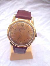 Ultra rare Vintage favre leuba Geneve watch manual wind 17 jewels