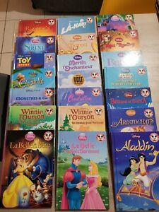 Lot Club du livre Mickey - Disney - Lot de 39 livres