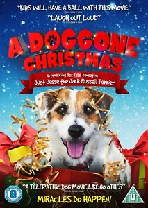 A DOGGONE CHRISTMAS (DVD) (NEW) (RELEASED 29th OCTOBER) (FAMILY) (FREE POST)