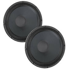 "Pair Eminence Delta Pro-18A 18"" Sub Woofer 8 ohm 96dB 2.5VC Replacement Speaker"