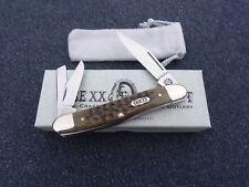CASE XX * SELECT SERIES 1998 GREEN BONE 47 PATTERN WHITTLER KNIFE KNIVES rw