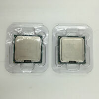 2 pcs Intel Xeon X5460 - 3,16 GHz 12M 1333MHz Quad Core Prozessor Sockel 771 CPU