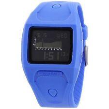 Nixon Men's Plastic Band Digital Wristwatches