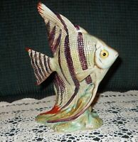 Vintage 1946 Beswick Angel Fish Figurine #1047 Designer A. Gredington