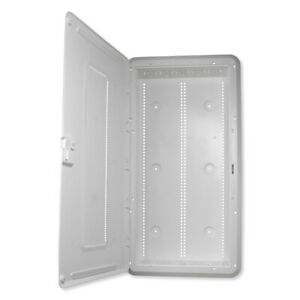On-Q/Legrand Plastic Enclosure With Hinged Door and Trim, 30 In. (ENP3050-NA)