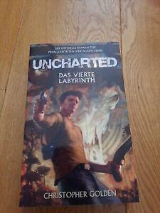 Uncharted: Das vierte Labyrinth von Golden, Christopher | Buch |