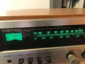 Rotel RX-150A Stereo Receiver