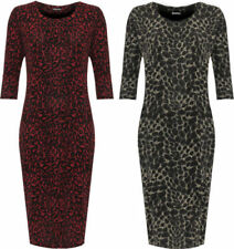 Nylon Stretch Dresses for Women
