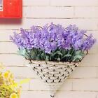 Bouquet 15 Flower Handmade Silk Rose Flower Bridal Wedding Home Party Decor Gift