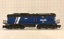 Lionel O Gauge 6-18824 Montana Rail King SD-9 Diesel Engine W/ Horn in Box