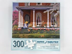 "Bits and Pieces ""Mother's Day"" Large 300 Piece Puzzle #43250"