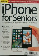 iPhone for Seniors UK Fall 2016 Mature User Guide Manual Apps FREE SHIPPING sb