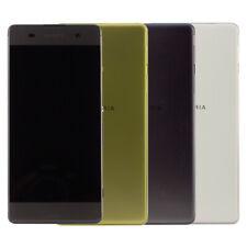 Sony Xperia XA Single / Dual Sim Smartphone - Schwarz - Gold - Weiss - Rosa