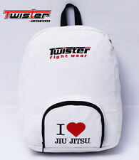 BJJ,  Jiu Jitsu  , MMA  GYM , School Backpack size 13''x8''x17''