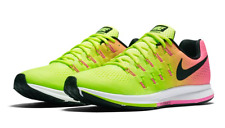 MEN'S NIKE AIR ZOOM PEGASUS 33 OC RUNNING SHOES MULTI-COLOR 846327-999 SIZE 9