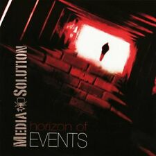 Media Solution - Horizon Of Events (2010)  CD  NEW/SEALED  SPEEDYPOST