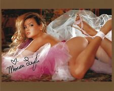 MONICA LEIGH 03/2006 PLAYBOY PLAYMATE SEXY SIGNED PHOTO  (IN1)
