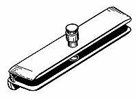 Pattino cristallo laterale AUTOBIANCHI Y10 - Fiat Uno