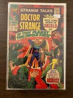 Strange Tales 160 Mordo Marvel Comic Book C38-60