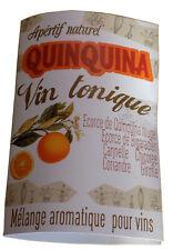 Quinquina | préparation pour vin tonique aux écorces de Quinquina |  Quina kina
