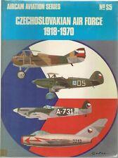 Armée de l'air Tchécoslovaque - Czechoslovakian AIr Force 1918/1970
