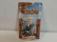 2002 Mattel Harry Potter - Seeker Malfoy Action Figure