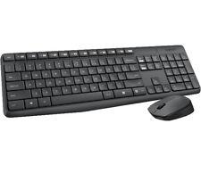 Logitech MK235 Wireless Desktop