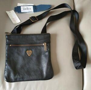 Bag men's Emporio Armani Jeans Black Genuine