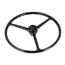 For Jeep Cj5 Cj6 64-75 New Steering Wheel Black 3 Spoke  X 18031.04