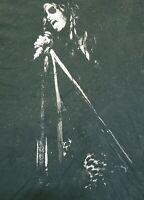 Andrew Charles - Steven Tyler Aerosmith T-Shirt Large CLASSIC ROCK