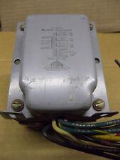 Triad Tube Filament Transformer, F-36A, 3X 6.3V@3.5A, 1X 6.3Vct@3.5A, Used