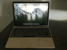 "Apple MacBook 12"" Excellent condition, Gold with no scratches"