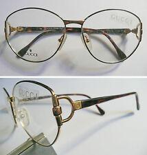 Gucci GG 2349 montatura per occhiali vintage frame eyeglasses 1980's NOS