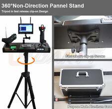 Gartt FPV UAV Professional Remote Control X52Pro Audio Video AV Ground Station