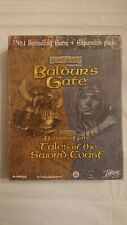 Forgotten Realms - Baldur's Gate And Tales of the Sword Coast - Big Box PC Game
