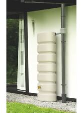 4rain Classic Wand-Tank 650 L, Regentonne, Wassertank, Regenwasser, Bewässerung