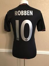 bayern Munich Robben Player Issue Techfit No Formotion Shirt  Football jersey