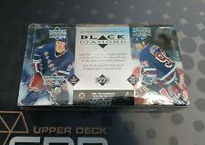 1996-97 Upper Deck Black Diamond Hockey Box Factory Sealed Thornton Free Ship