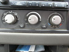mitsubishi shogun mk 3 facelift heater climate control A/C AC 1999 - 2007 pajero
